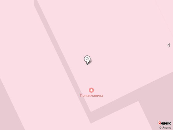 Поликлиника на карте Нового Девяткино