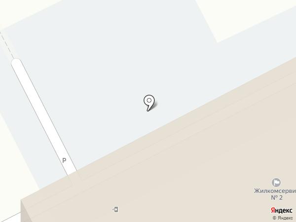 Жилкомсервис №2 Красногвардейского района на карте Санкт-Петербурга