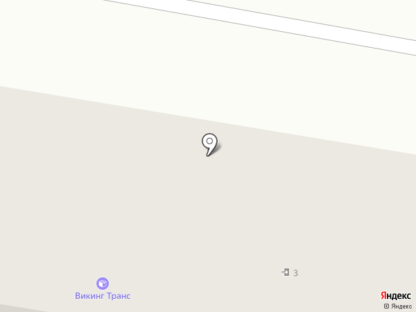 Викинг Транс на карте Кузьмоловского