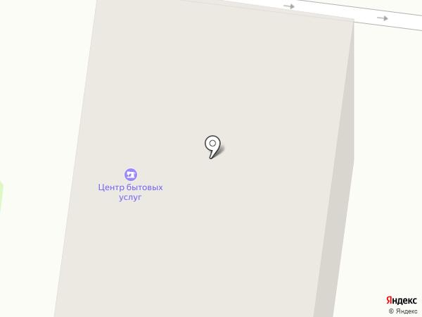 Салон-мастерская на карте Кузьмоловского