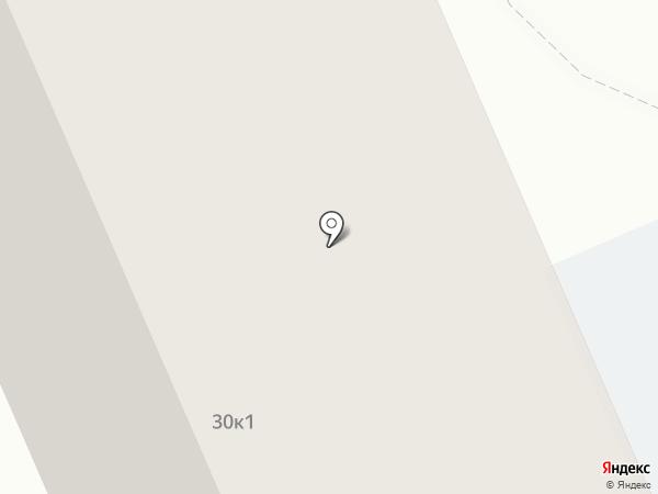 Новоселовский, ЖСК на карте Санкт-Петербурга