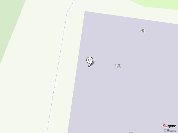 Всеволожская ДЮСШ на карте Кузьмоловского