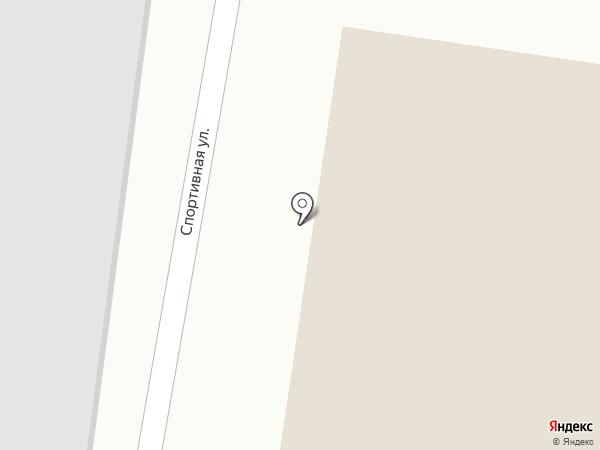 Пекарня на карте Кузьмоловского