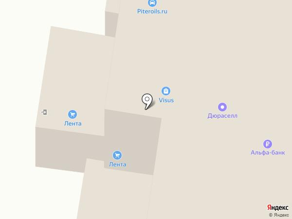 Bigoudi на карте Санкт-Петербурга