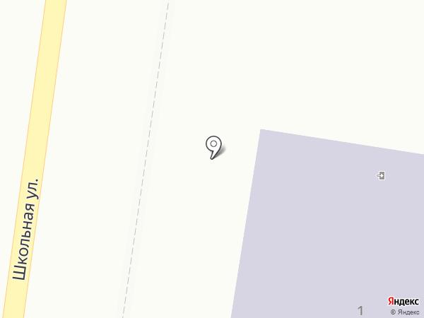 Кузьмоловская школа искусств на карте Кузьмоловского