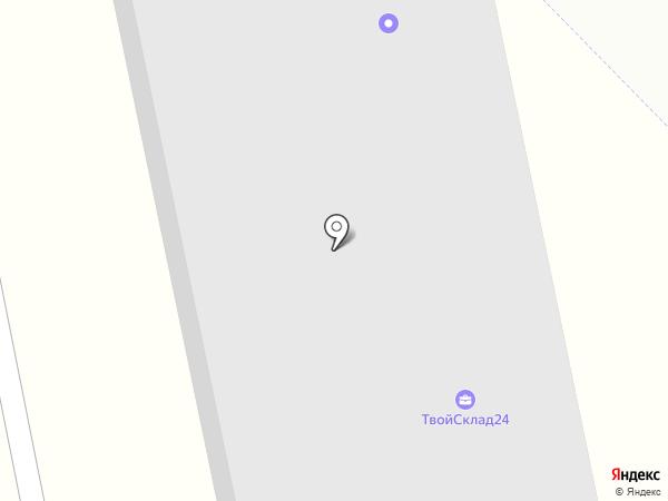 СТД на карте Санкт-Петербурга