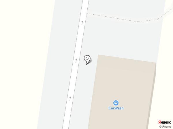 Автомойка на Ленинградском шоссе на карте Кузьмоловского