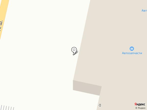 Магазин автотоваров на Ленинградском шоссе (Всеволожский район) на карте Кузьмоловского
