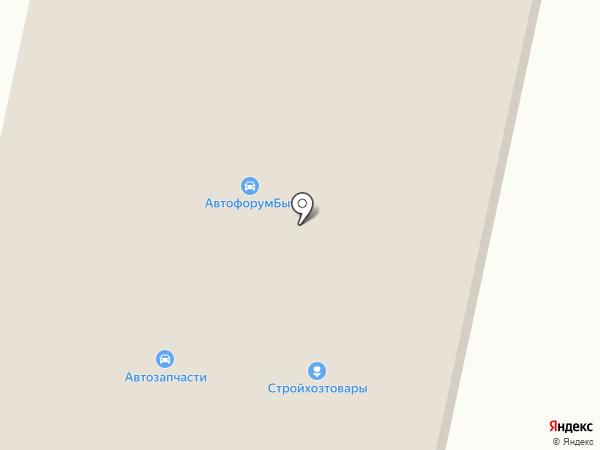 Садовник на карте Кузьмоловского
