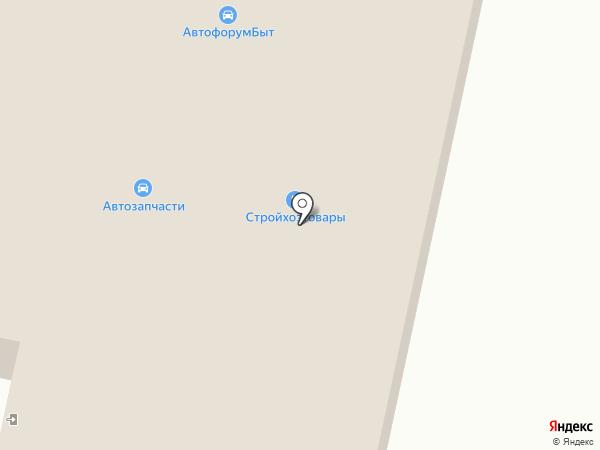 Unotrade на карте Кузьмоловского
