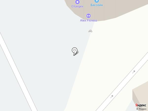 SPAR на карте Кудрово