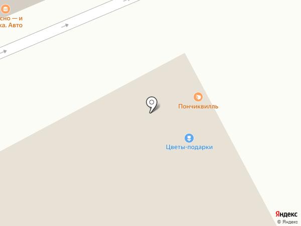 Сытый пингвин на карте Кудрово