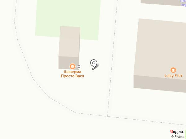 Qiwi на карте Кудрово