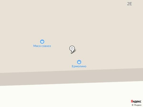 Автокомплекс на карте Токсово