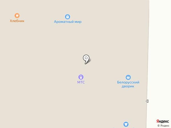 АСКО на карте Токсово