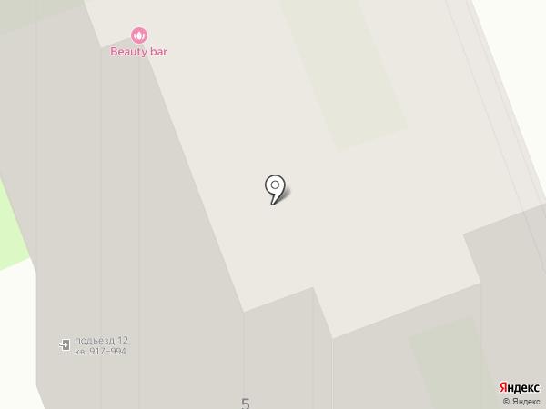 Вита Норд на карте Кудрово