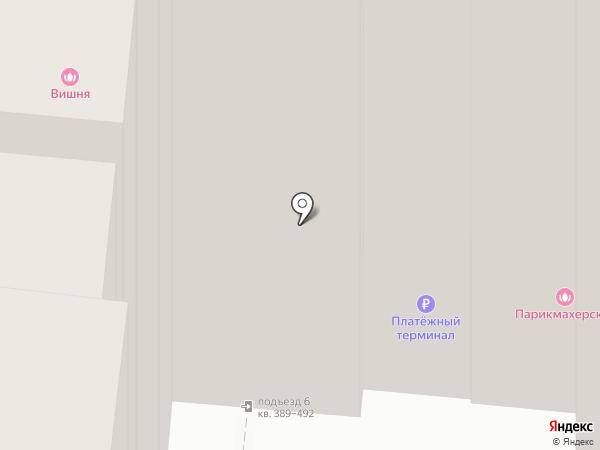 Австрия на карте Кудрово