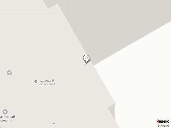 СПБДООРС на карте Кудрово