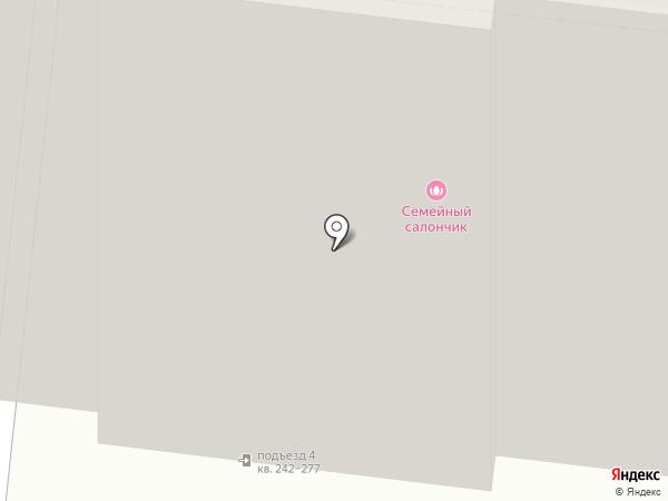 Чик чик на карте Кудрово