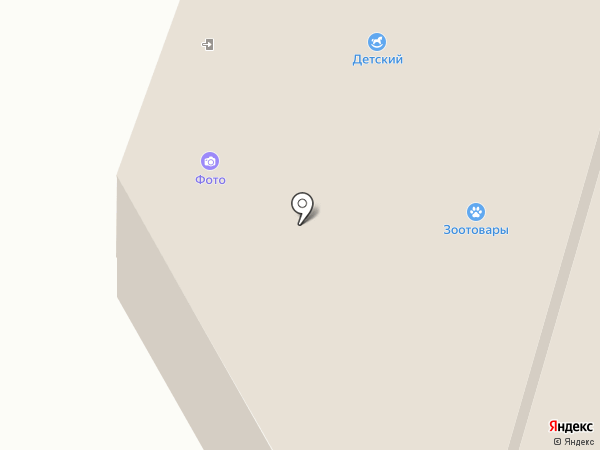 Магазин игрушек на карте Токсово
