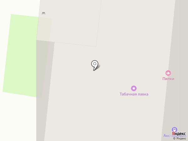 Зебра Кредит на карте Кудрово
