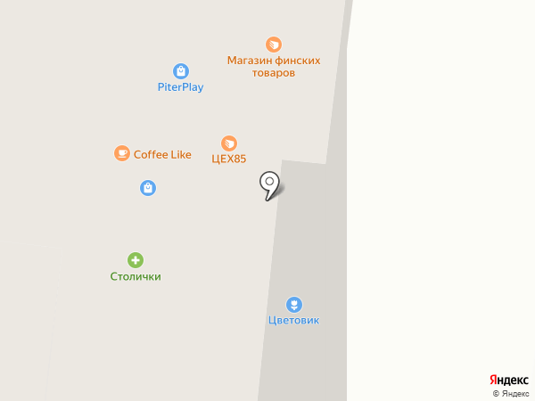 Семь столиц на карте Кудрово