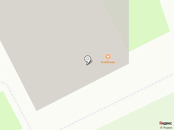 Teplo на карте Кудрово