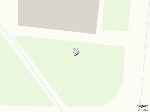 Родник здоровья на карте Кудрово