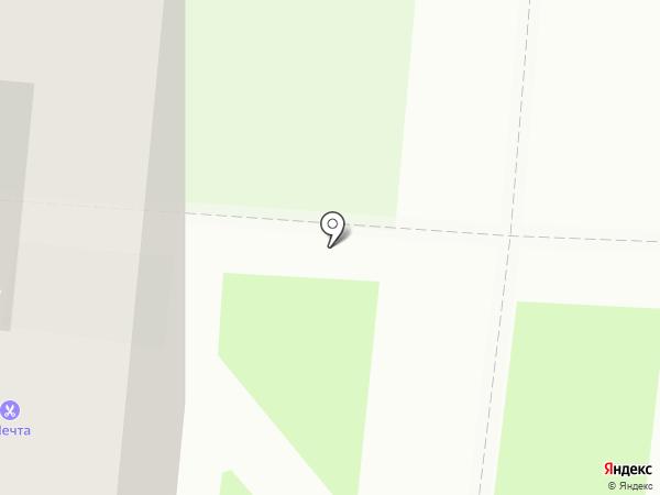 Хлебная душа на карте Кудрово