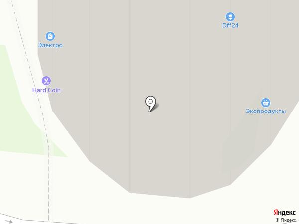 Созвездие недвижимости на карте Кудрово