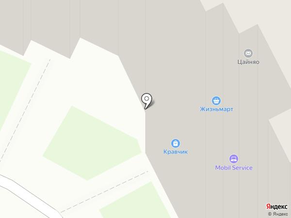 КудроВО! на карте Кудрово