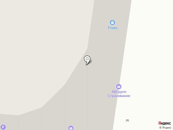 Росгосстрах, ПАО на карте Кудрово