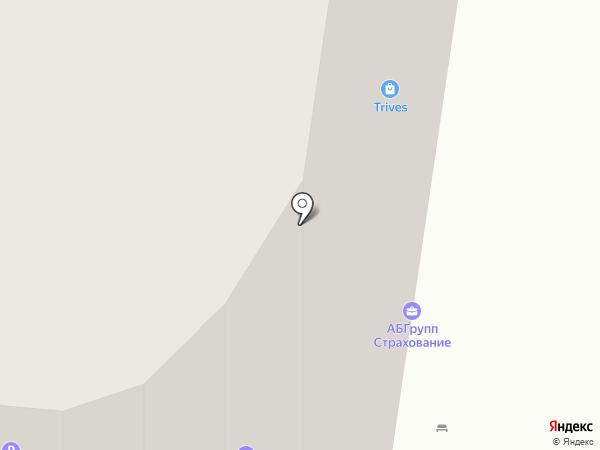 Солнышко на карте Кудрово
