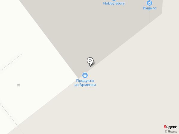 Мулатка на карте Кудрово