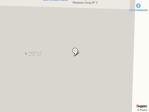 Буду суши на карте Кудрово