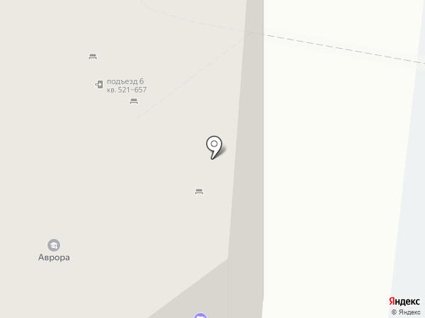Сеть платежных терминалов на карте Кудрово