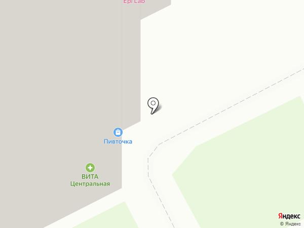 Икорная сказка на карте Кудрово