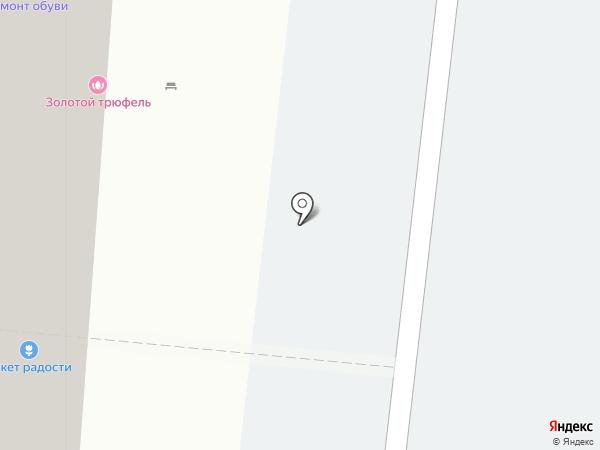 Лотос на карте Кудрово