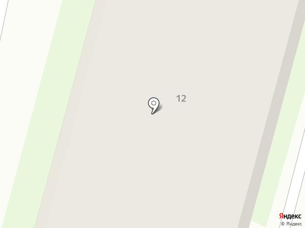 Домовой на карте Токсово