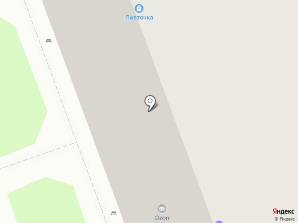 Суши Wok на карте Кудрово