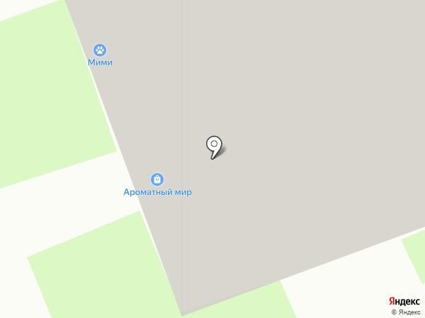 Ароматный Мир на карте Кудрово