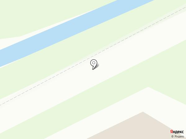 Европа-Центр на карте Кудрово