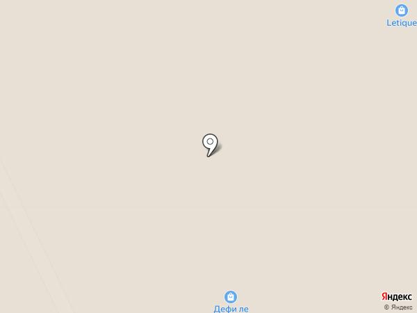 Dефиле на карте Кудрово
