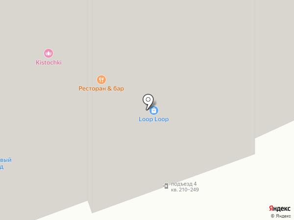 Дикий Хек на карте Кудрово