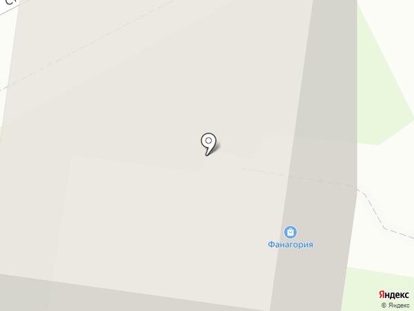 Пивной домик на карте Кудрово