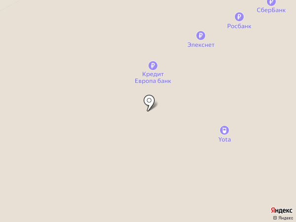 Да Джет на карте Кудрово
