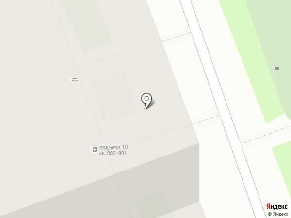 Osteo clinic на карте Кудрово