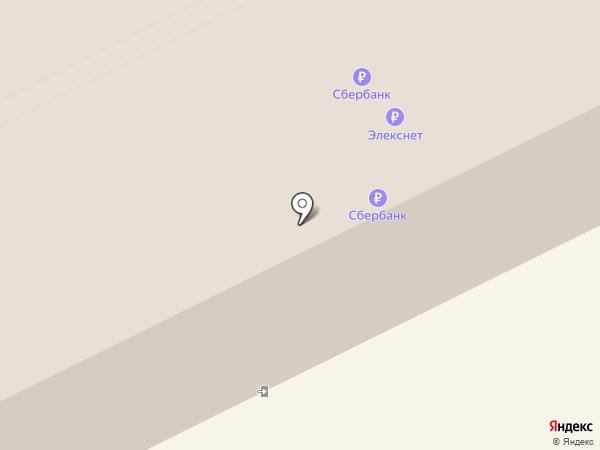 Золотая Корона на карте Кудрово