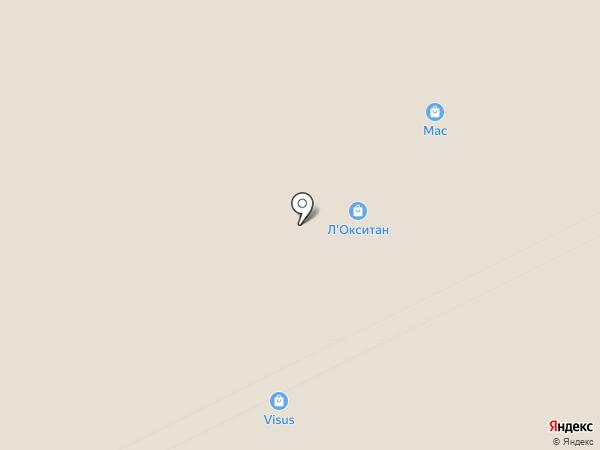 Visus на карте Кудрово