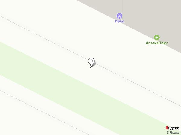 Ирис на карте Кудрово